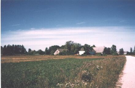 Rantsho - Kõrtsu talu Vinni vallas